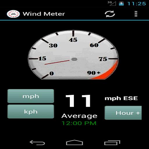 - WindMeter Free