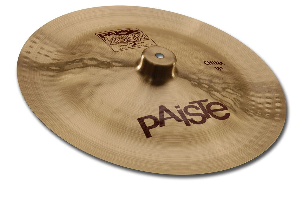 Paiste 2002 Classic Cymbal China Type China 18-inch by Paiste