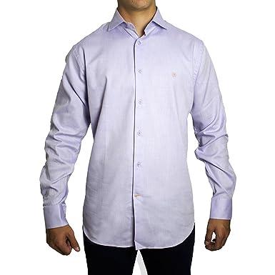 Peter Blade Camisa Tejido Malva TOM - Color : Violeta, Talla Camisas - XL: Amazon.es: Ropa y accesorios