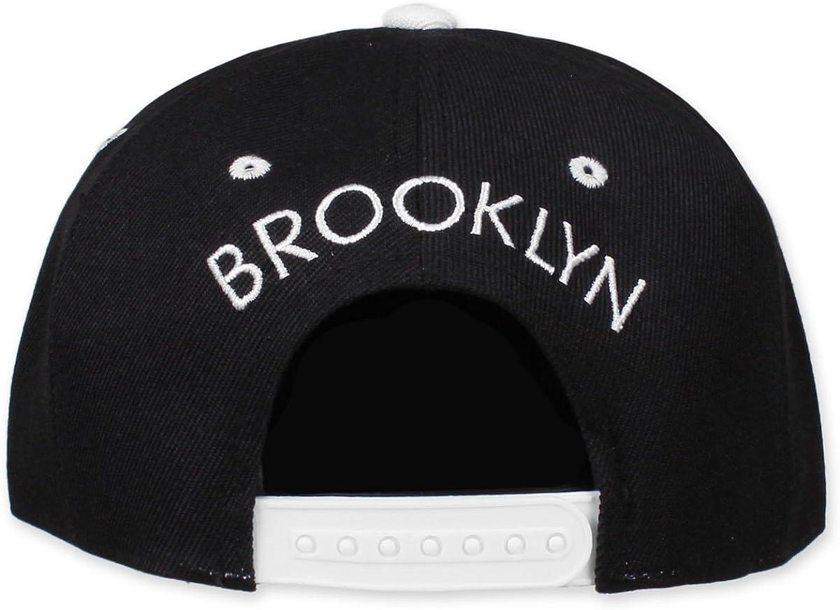 "/""NEW CITY/"" Snapback Baseball Cap New York Miami Chicago LA Brooklyn Kappe Mütze"