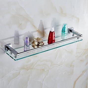 Badezimmer-Regal/304 Edelstahl-Badezimmer-Regal-Wand-Berg Größe: 40 ...