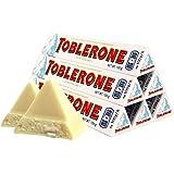 TOBLERONE 瑞士三角 白巧克力含蜂蜜及巴旦木糖100g*6(瑞士进口)