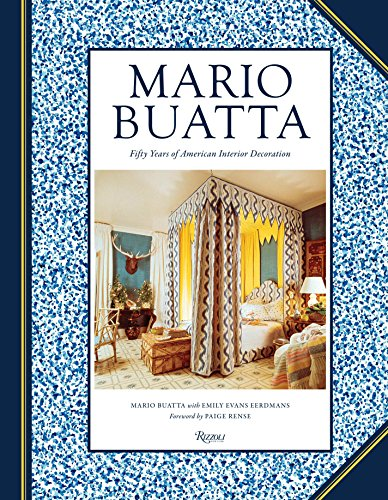 Mario Buatta: Fifty Years of American Interior Decoration ()