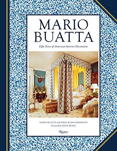 Mario Buatta: Fifty Years of American Interior Decoration ()