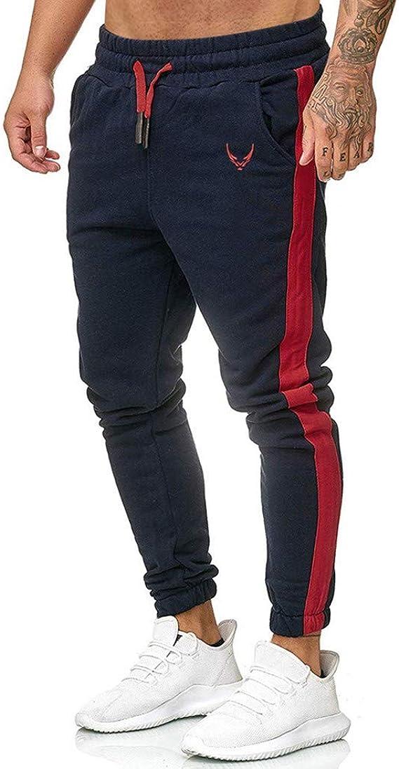 Sylar Pantalones Deportivos Hombre Pantalones Largos para Hombre ...
