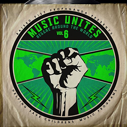Music Unites: Reggae Around the World, Vol. 6 (Reggae Around The World compare prices)