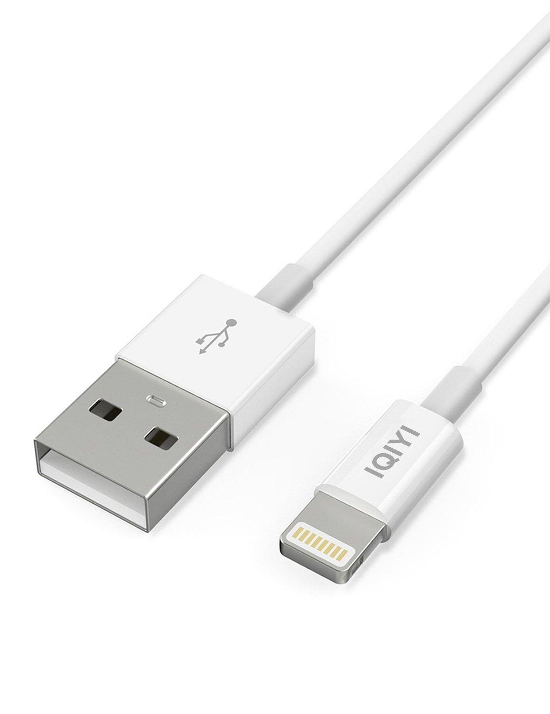 Cable Apple Lightning To Usb  Mfi Iqiyi - 1 Metro