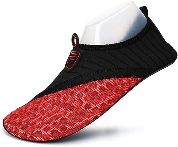 QXue Zapatos de Deportes Acuaticos Barefoot Unisex-Adulto Zapatillas de Trail Running Minimalistas Zapatillas de Deporte Exterior Interior: Amazon.es: Deportes y aire ...