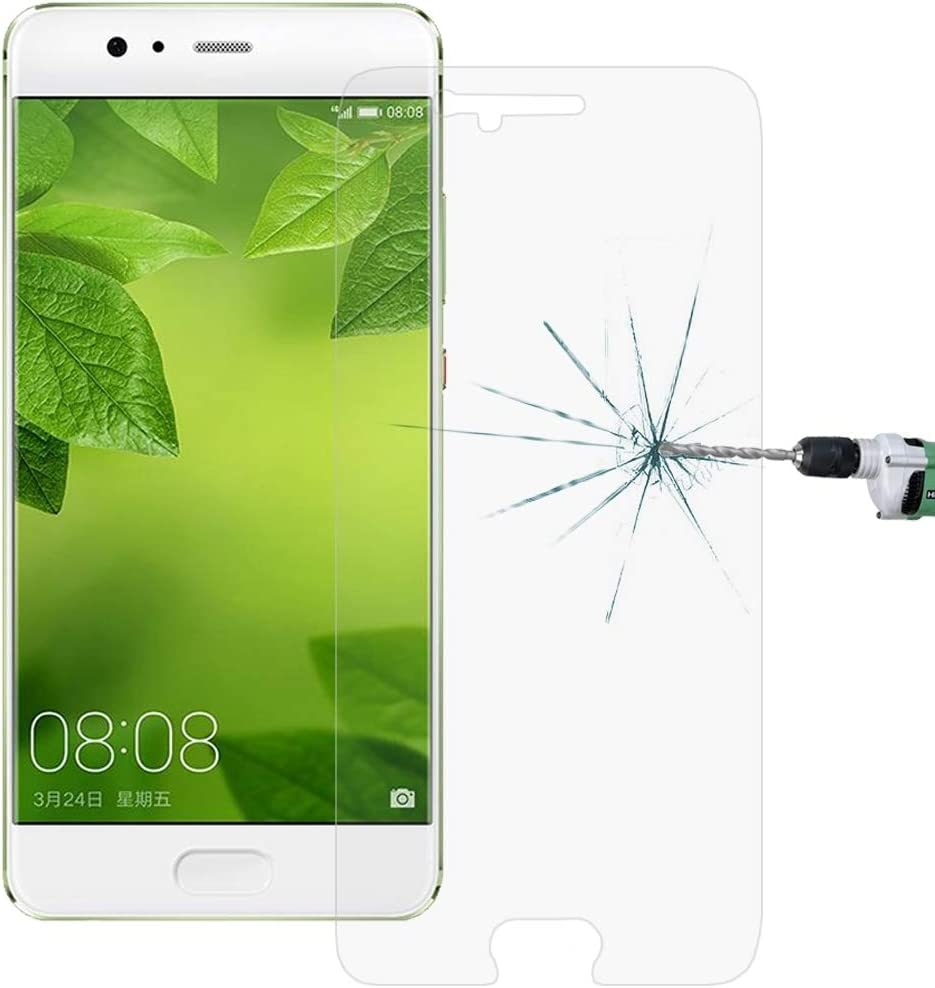 Wangl Mobile Phone Tempered Glass Film 50 PCS for Huawei P10 0.26mm 9H Surface Hardness Explosion-Proof Non-Full Screen Tempered Glass Screen Film Tempered Glass Film
