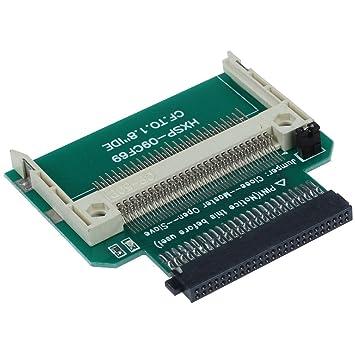 Iycorish Compacto-Flash CF SSD A Toshiba 1.8 Pulgadas Adaptador ...