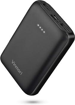 Vinmori baterias externas, para moviles, Chaleco Térmico Eléctrico ...