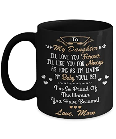 Amazon to my daughter ill love you forever ill like you for to my daughter ill love you forever ill like you for always thecheapjerseys Image collections