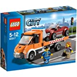LEGO City 60017: Flatbed Truck