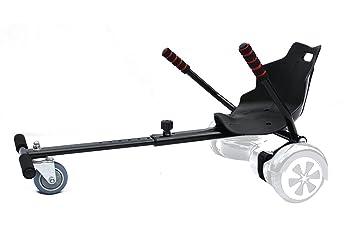 Ikossem Go Kart - Hoverkart para patienete eléctrico (estructura con ruedas): Amazon.es: Deportes y aire libre