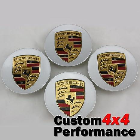 Porsche Carrera Cayenne, Cayman, Boxster 911 S/G rueda Hub Caps Cuenca hubs