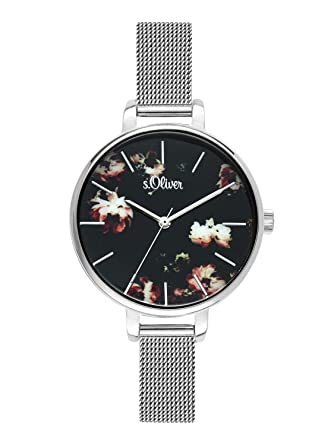 Quarz S Time Analog oliver Uhr Damen 8wvnmON0