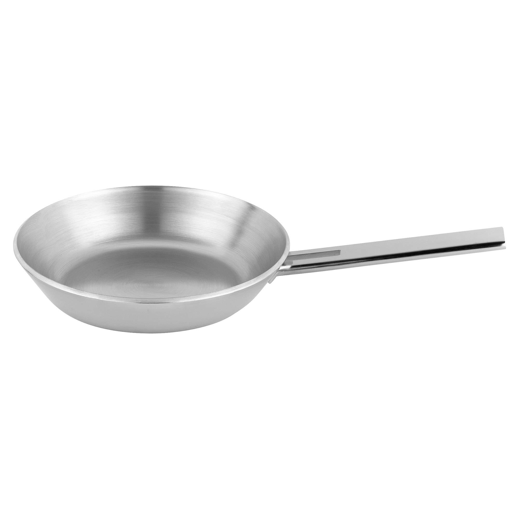 Demeyere John Pawson Frying Pan, Silver