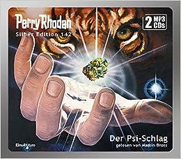 Perry Rhodan - Der Psi-Schlag (Silber Edition 142)