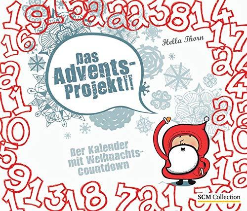 Das Advents-Projekt: Der Kalender mit Weihnachts-Countdown