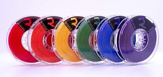 Amazon.com: repkord Max Makerbot 3d impresora filamento ...