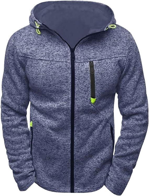 sweatshirt zippé homme