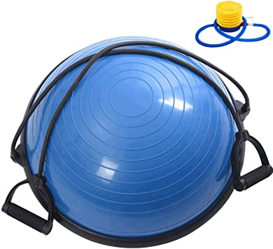 Amazon.com: Giantex pelota de equilibrio para entrenamiento ...