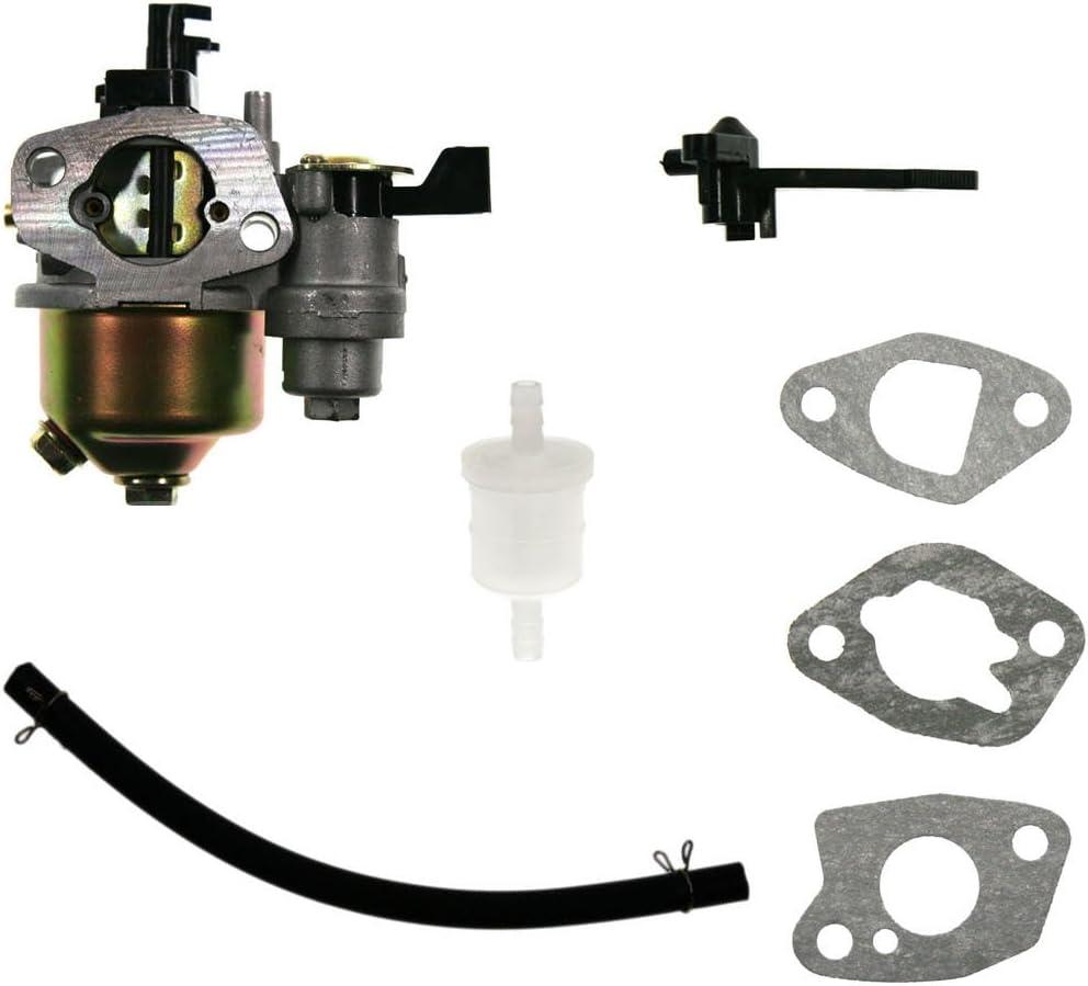 Carburetor For Harbor Freight Greyhound 66014 66015 196cc 6.5hp Lifan Gas Engine