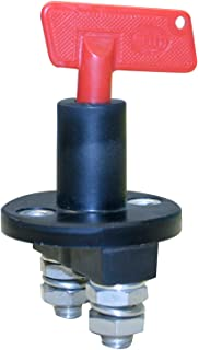 HELLA 042991001 1559 Battery Master Switch with key