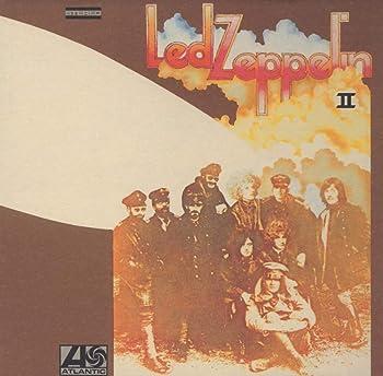 Led Zeppelin II Remastered LP, Remastered, Gatefold (Vinyl)