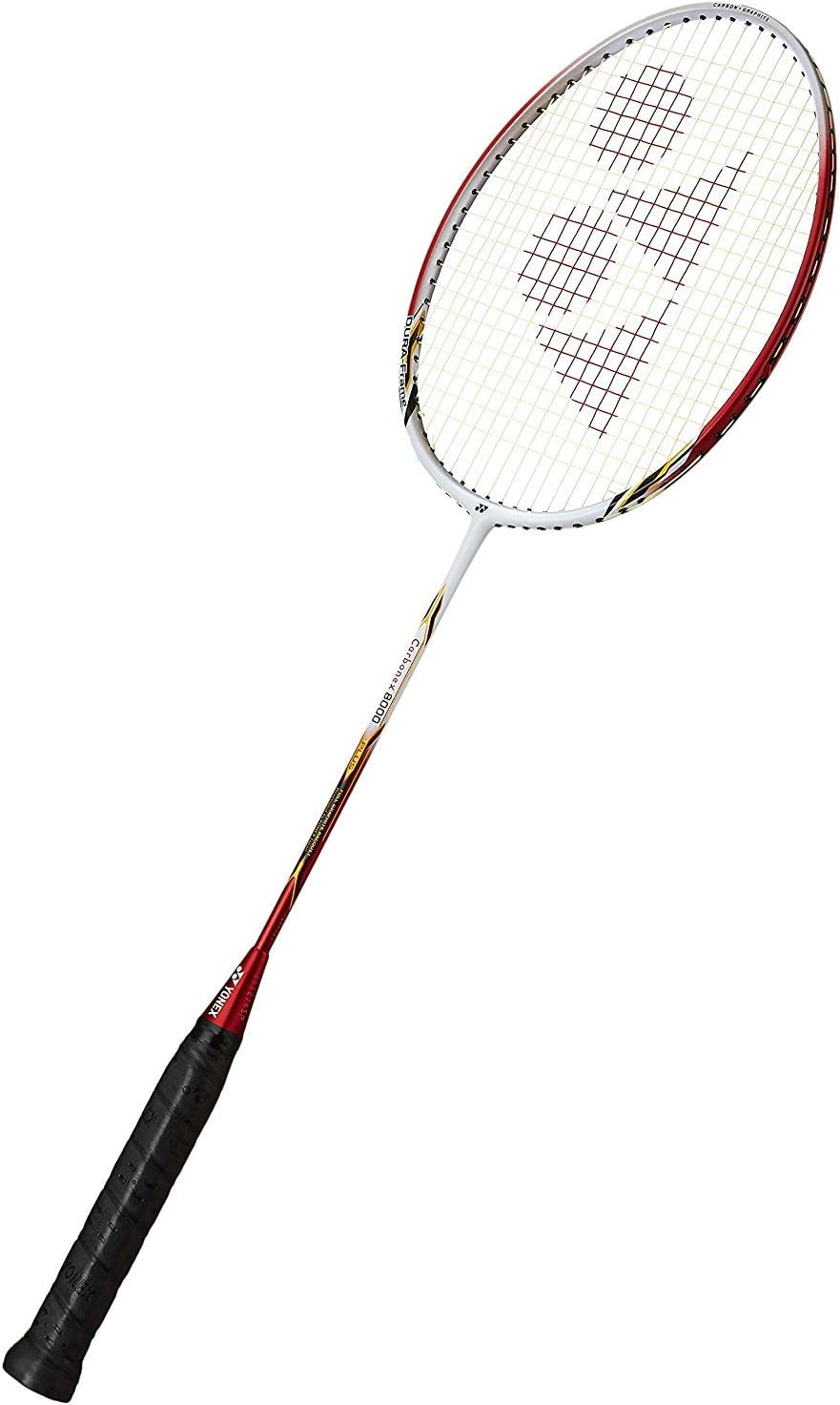 Yonex Carbonex 8000 Plus Badminton Racket Amazon De Sport Freizeit