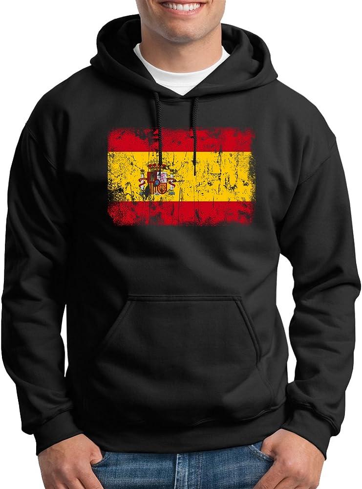 Shirt-People - Sudadera con capucha para hombre, diseño de bandera ...
