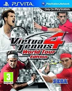 Virtua Tennis 4 - Edición World Tour