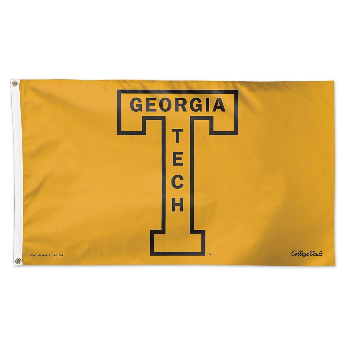 Wincraft Georgia Tech Throwback Vintage 3x5 College Flag