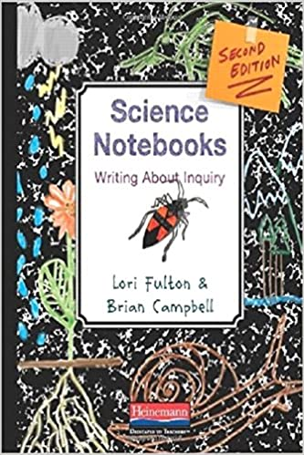 Image result for science notebooks writing about inquiry