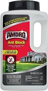 Amdro 100099307 Block Home Perimeter Ant Bait Granules, 12 Ounces