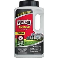 AMDRO Ant Block Home Perimeter Ant Bait Granules - Outdoor Ant Killer - 12 oz