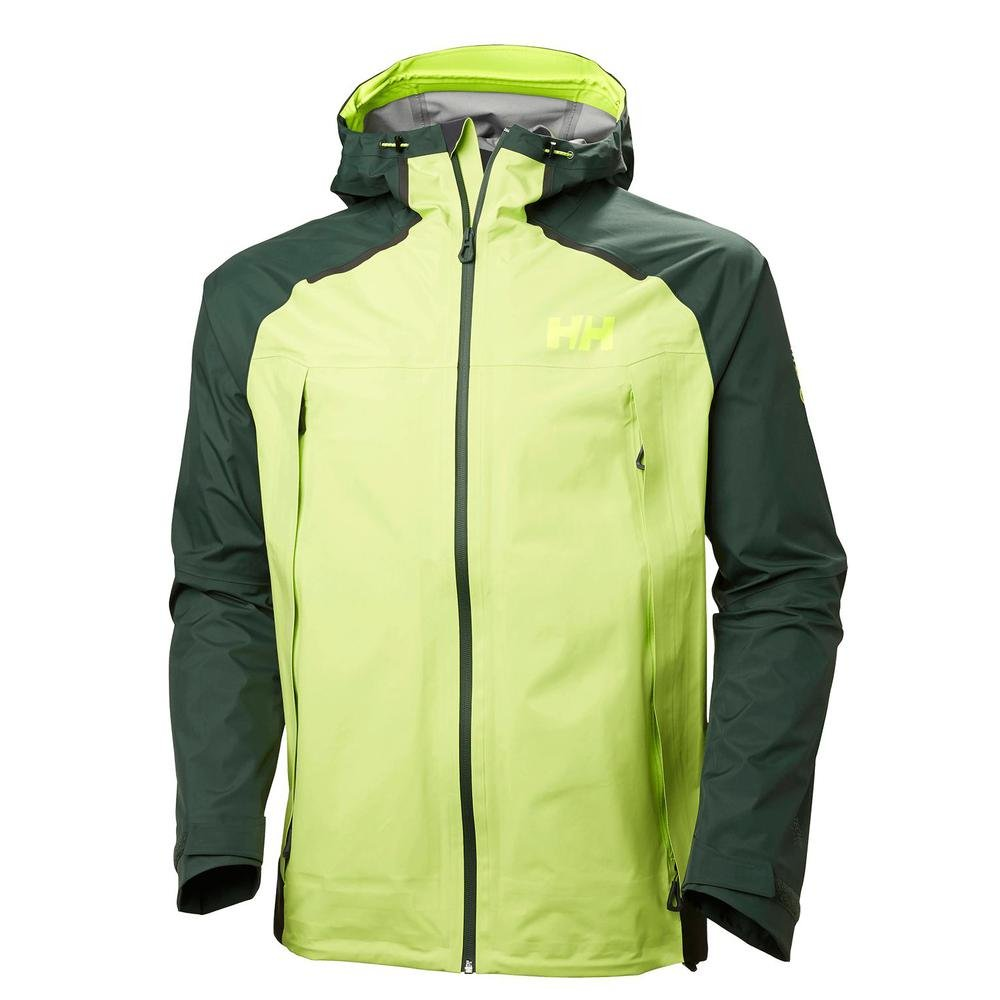 Helly Hansen Odin 9 Worlds Jacket - Chaqueta, Hombre, Verde ...