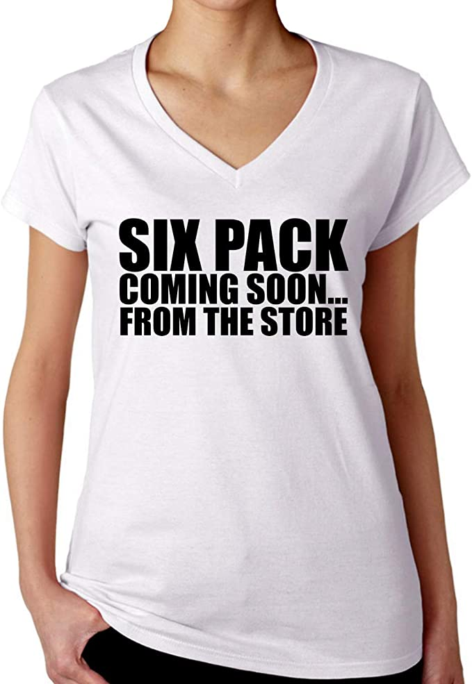 ShutUp Co. Six Pack Coming Soon from The Store Funny Black ...
