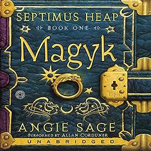 Magyk Audiobook