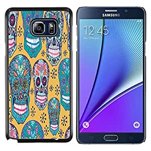 Dragon Case - FOR Samsung Note 5 N9200 N920 - great man is great - Caja protectora de pl??stico duro de la cubierta Dise?¡Ào Slim Fit