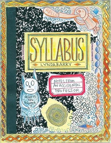Syllabus by Lynda Barry book