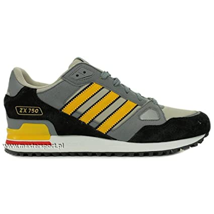 scarpe adidas grigio giallo