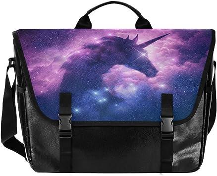 Galaxy Music Galaxy Cross Body Shoulder Messenger Laptop Bag