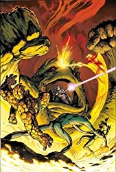 Fantastic Four by Jonathan Hickman, Vol. 2 by Hickman, Jonathan (2010) Paperback
