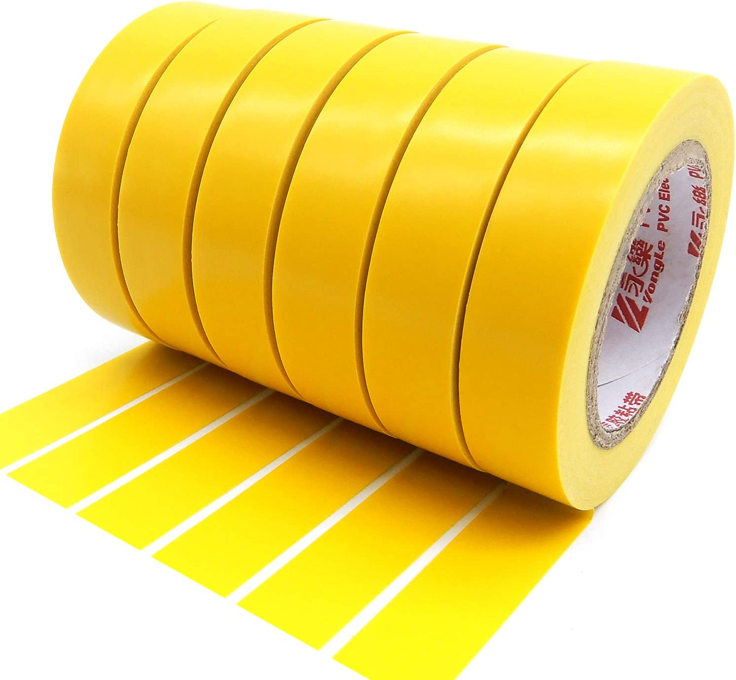 PREMIUM***  PVC TAPE PVC ELECTRICAL INSULATION TAPE 33M LONG FLAME RETARDENT
