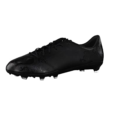 super cute 995da 2a395 Adidas F50 Adizero Black Pack FG - Scarpe da Calcio, Uomo, Nero, 10 UK -  44.2 3 EU  Amazon.it  Sport e tempo libero