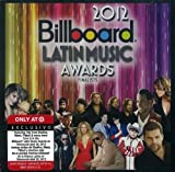 Billboard Latin Music Awards Finalists 2012