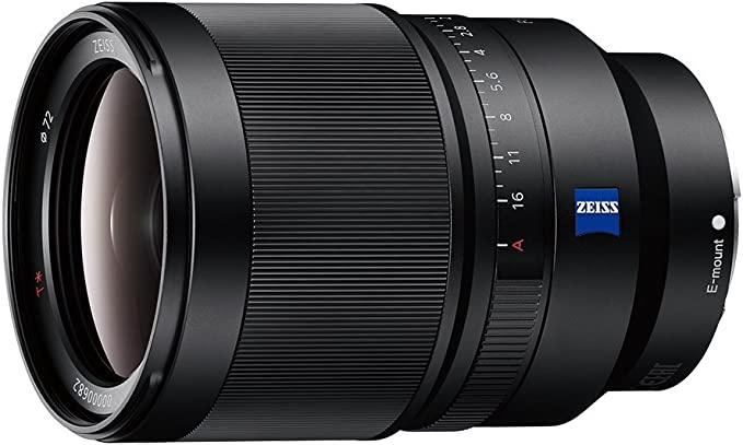 SONY 単焦点レンズ Distagon T* FE 35mm F1.4 ZA Eマウント用 フルサイズ対応 SEL35F14Z