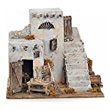 Holyart Neapolitan Nativity scene accessory, Arabian house 26x22x22