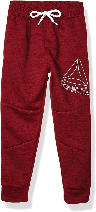Reebok Bas De Survet Enfant Pantalon: : Vêtements
